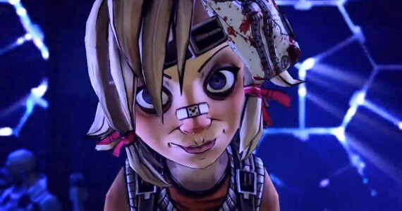 Tiny Tina to be voiced by Ashly Burch again in Borderlands 3
