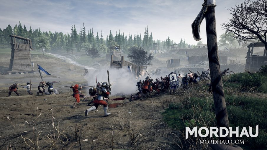 Players use bots in Mordhau to play the lute better - Geek-Seek